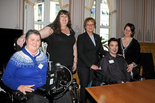 Bedre livskvalitet for ALS-syke og pårørende kommer opp som sak i Stortinget i løpet av våren.