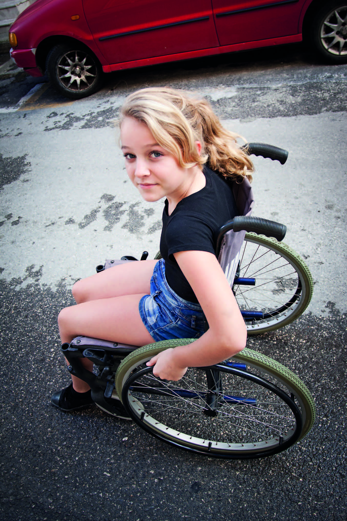 Fysiske funksjonshemninger og utmattelse – En kartlegging av elever med muskelsykdommer i grunnskolen
