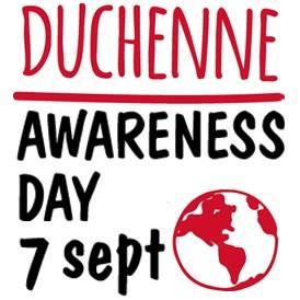 Internasjonal dag for Duchennes muskeldystrofi (DMD)