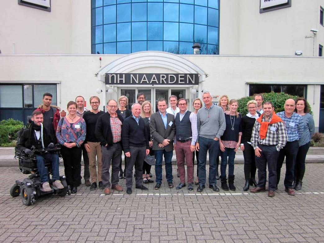 Referat fra ENMC workshop som ble avholdt i Naarden 3.-5. mars 2017
