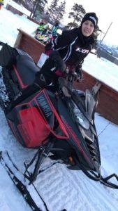 Behov for Snøscooter som hjelpemiddel fra NAV